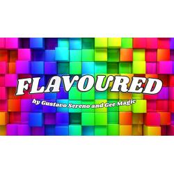 Flavored by Gustavo Sereno and Gee Magic - Tour de Magie wwww.magiedirecte.com