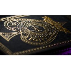 Deluxe Foiled Dark Lordz Royale (Purple) by De'vo wwww.magiedirecte.com