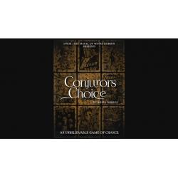 Conjuror's Choice (Gimmicks and Online Instructions) by Wayne Dobson - Trick wwww.magiedirecte.com