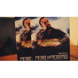Premise & Premonition (4 DVD Set) by Luke Jermay and Vanishing Inc. - DVD wwww.magiedirecte.com