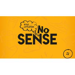 No Sense (Gimmicks and Online Instructions) by Kyle Littleton - Trick wwww.magiedirecte.com