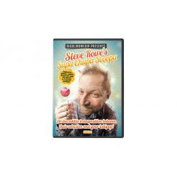 Steve Rowe's Supa Chupa Scoopa (Gimmicks and Online Instructions) - Trick wwww.magiedirecte.com