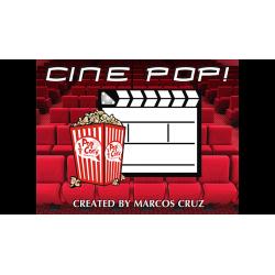 CINE POP! by Marcos Cruz wwww.magiedirecte.com