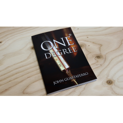 One Degree (Soft Cover) by John Guastaferro and Vanishing Inc. - Book wwww.magiedirecte.com