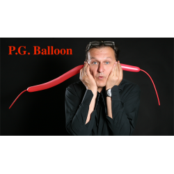 P.G. Balloon V2 by Victor Voitko (Gimmick and Online Instructions) - Trick wwww.magiedirecte.com