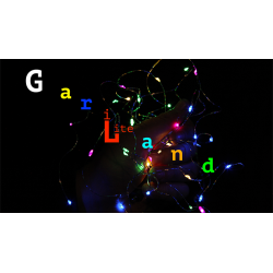 i-Lite Garland by Victor Voitko (Gimmick and Online Instructions) - Trick wwww.magiedirecte.com