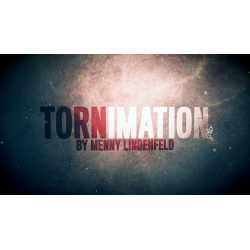 Tornimation (Gimmick and Online Instructions) by Menny Lindenfeld wwww.magiedirecte.com
