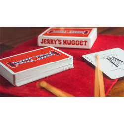 Modern Feel Jerry's Nuggets (Stripper Deck Red) wwww.magiedirecte.com