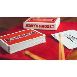 MODERN FEEL JERRY'S NUGGETS (Stripper Deck Rouge) wwww.magiedirecte.com