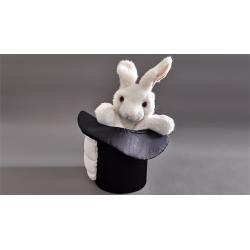 Lapin dans le chapeau Tora Magic - Trick wwww.magiedirecte.com