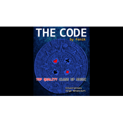 THE CODE (English Version) by Fenik - Book wwww.magiedirecte.com