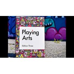 Playing Arts Edition Three wwww.magiedirecte.com