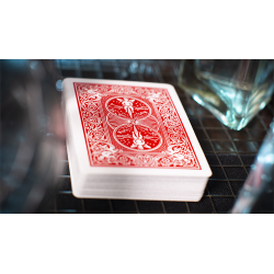 Ultimate Marked Deck Rouge -  Jeu de cartes Marqué Rouge wwww.magiedirecte.com