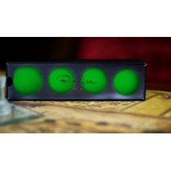Balles de manipulation 4,5cm Perfect (Verte) - Bond Lee wwww.magiedirecte.com