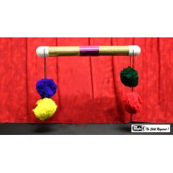 Super Pom Pom Stick (Glitter) by Mr. Magic - Trick wwww.magiedirecte.com