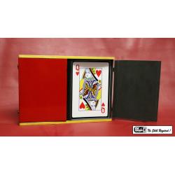 Sucker Card Box Jumbo by Mr. Magic - Tour de Magie wwww.magiedirecte.com