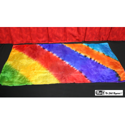 Foulard Production Rainbow (91cmX91cm) - Mr. Magic wwww.magiedirecte.com