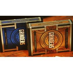 Copper Grinders de Midnight Cards wwww.magiedirecte.com
