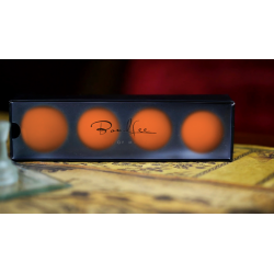 Balles de manipulation 5cm Perfect (Orange) - Bond Lee wwww.magiedirecte.com