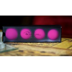 Balles de manipulation 5cm Perfect (Rose) - Bond Lee wwww.magiedirecte.com