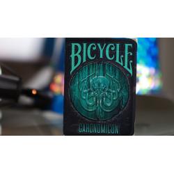 Bicycle Cthulhu Cardnomicon wwww.magiedirecte.com