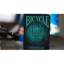 Limited Edition Bicycle Cthulhu Cardnomicon Playing Cards wwww.magiedirecte.com
