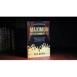 Maximum Entertainment 2.0: Expanded & Revised by Ken Weber - Livre wwww.magiedirecte.com