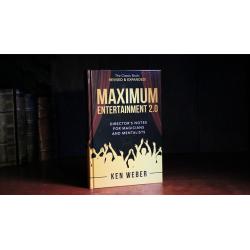 Maximum Entertainment 2.0: Expanded & Revised by Ken Weber - Livre wwww.magiedirecte.com
