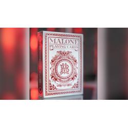 Malone Playing Cards wwww.magiedirecte.com