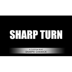 Sharp Turn by Matthew Wright - Trick wwww.magiedirecte.com