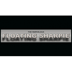 THE MARVELOUS FLOATING SHARPIE (Gimmicks and Online Instructions) by Matthew Wright - Trick wwww.magiedirecte.com