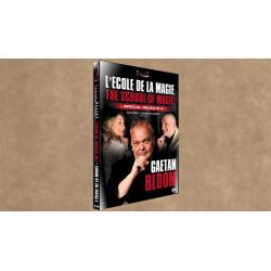 L'école de la Magie - Les Objets Volume 2 par Gaetan Bloom wwww.magiedirecte.com