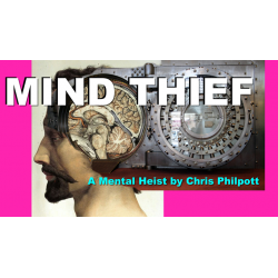 Mind Thief by Chris Philpott - Trick wwww.magiedirecte.com