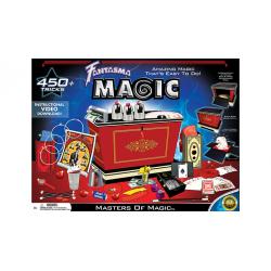MASTERS OF MAGIC - Fantasma Magic wwww.magiedirecte.com