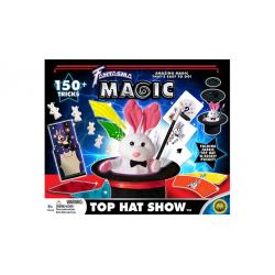 TOP HAT SHOW - Fantasma Magic wwww.magiedirecte.com