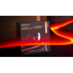 Rocco's Prisma Lites SOUND Pair (Magic/Red) - Trick wwww.magiedirecte.com