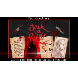 JACK THE RIPPER de Paul Gordon - Tour de Magie wwww.magiedirecte.com