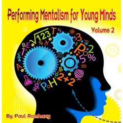 Mentalism for Young Minds Vol. 2 by Paul Romhany - Book wwww.magiedirecte.com