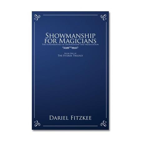 Showmanship for Magicians by Dariel Fitzkee - Book wwww.magiedirecte.com