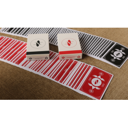 Limited Edition Wings V2 Marked Playing Cards wwww.magiedirecte.com