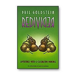 Redivider by Phil Goldstein - Book wwww.magiedirecte.com