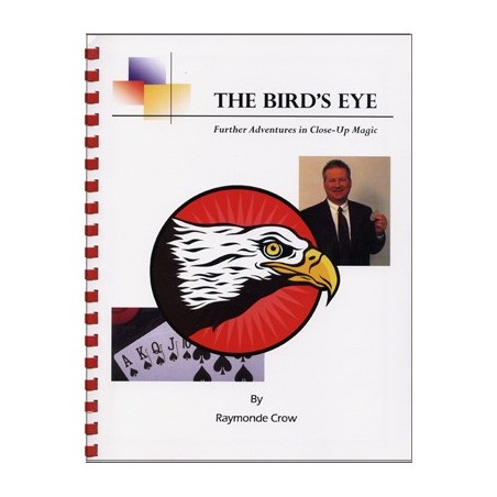 Bird's Eye by Darrin Cook - Book wwww.magiedirecte.com