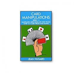 Card Manipulations by Jean Hugard - Book wwww.magiedirecte.com