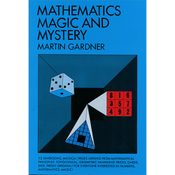 Mathematics, Magic & Mystery by Martin Gardner - Book wwww.magiedirecte.com