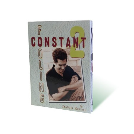 Constant Fooling Volume 2 by David Regal - Book wwww.magiedirecte.com