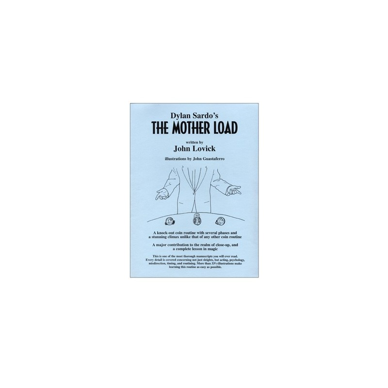 The Mother Load by John Lovick - Book wwww.magiedirecte.com
