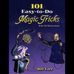 101 Easy To Do Magic Tricks by Bill Tarr - Book wwww.magiedirecte.com