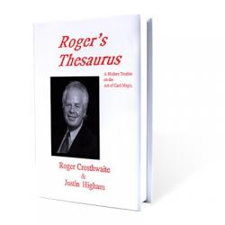 Roger's Thesaurus by Roger Crosthwaite and Justin Higham - Book wwww.magiedirecte.com