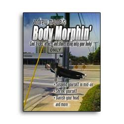 Body Morphin' by Andrew Mayne - Book wwww.magiedirecte.com