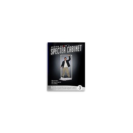Specter Cabinet by Andrew Mayne - Book wwww.magiedirecte.com